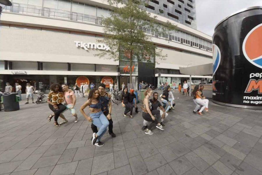 9-11 International Kizomba Flashmobs