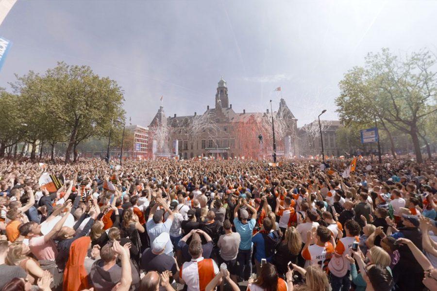 Feyenoord kampioen!